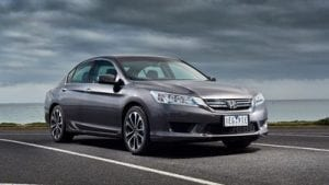 honda accord hybride