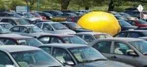 automobile citron