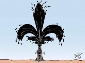 pétrole québécois
