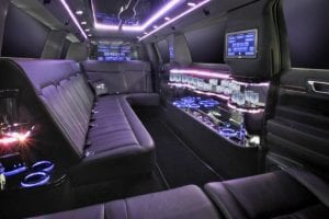 limousine bal party mariage
