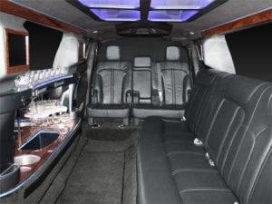 service de limousine corporatif